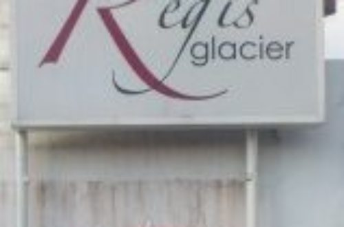Article : Chez Régis Glacier