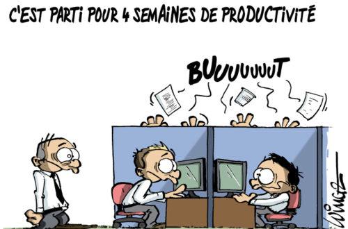Article : 10 astuces pour améliorer votre productivité
